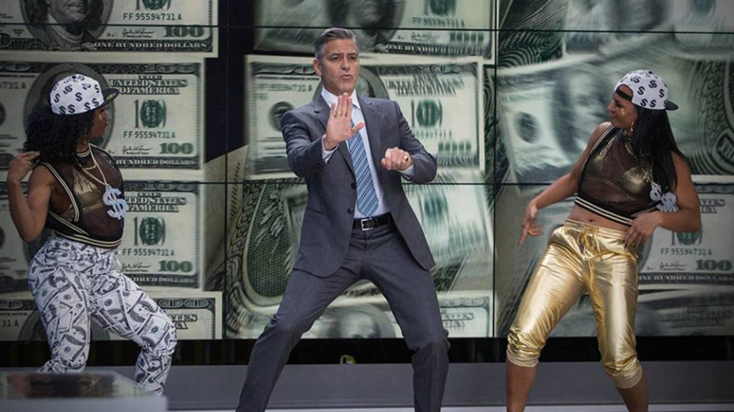 Schauspieler? Model? Nein, danke! George Cloones strebte zunächst eine Profisportkarriere an.