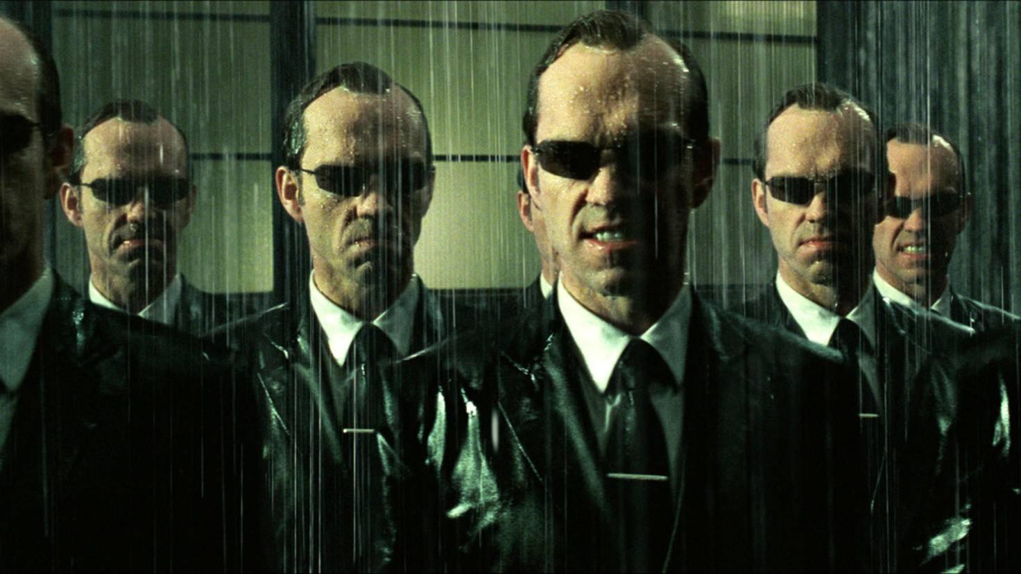 """Ein Agent Smith war für die """"Matrix""""-Trilogie nicht genug..."""