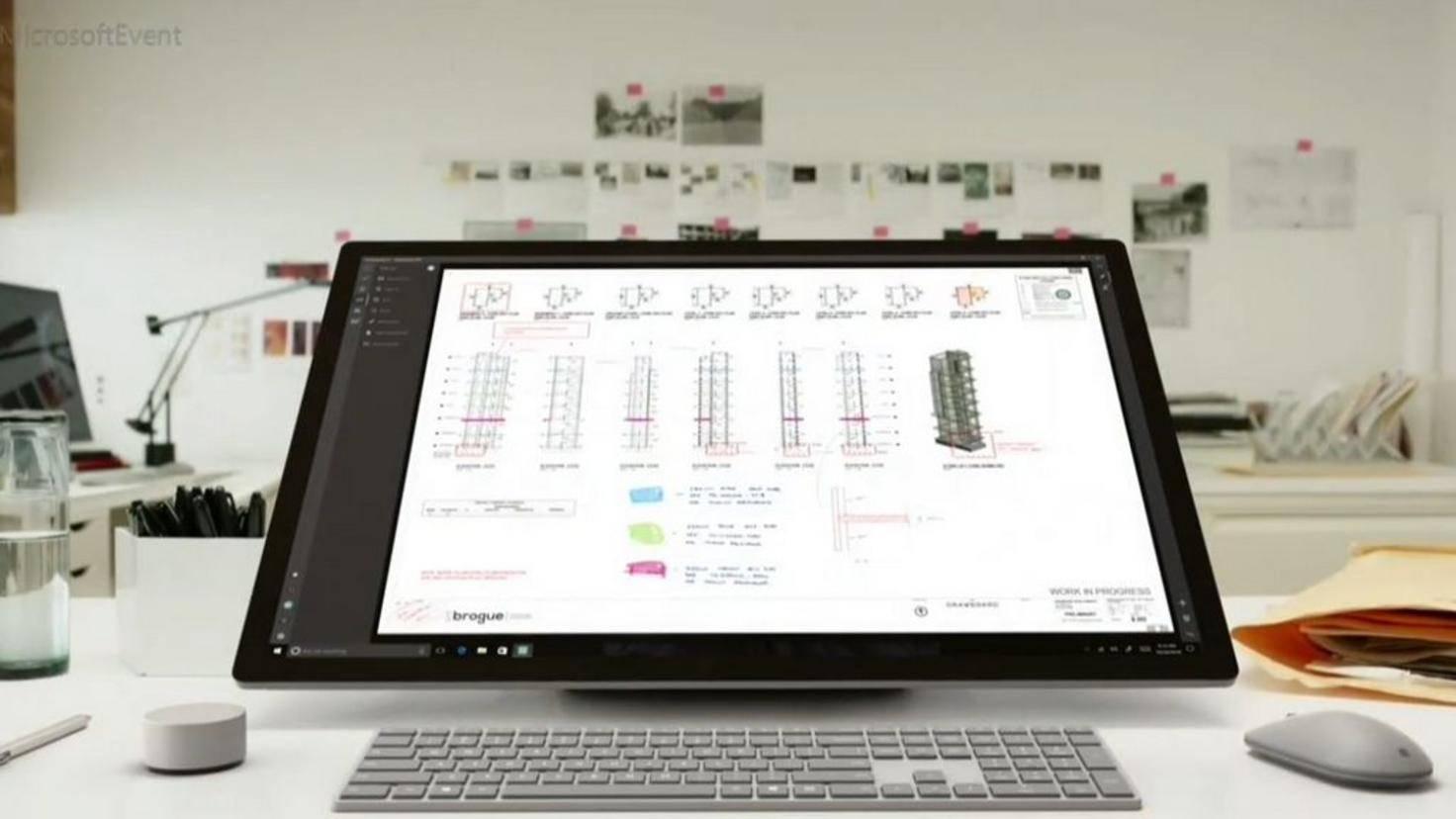 Microsoft Surface Studio 01