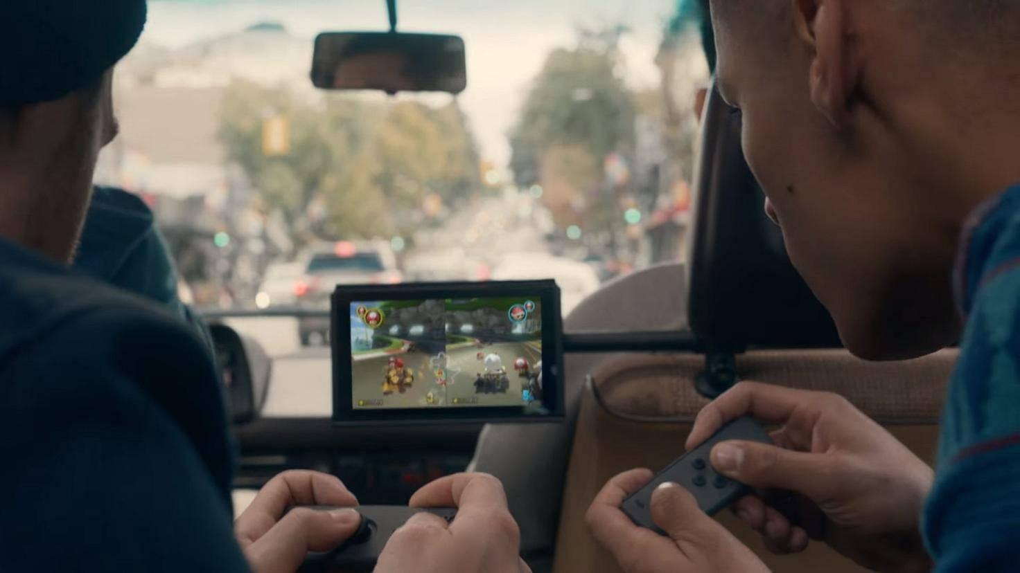 Nintendo Switch NX
