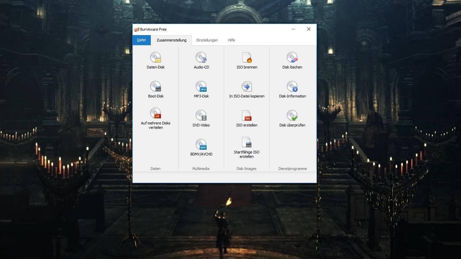 PC BurnAware Free