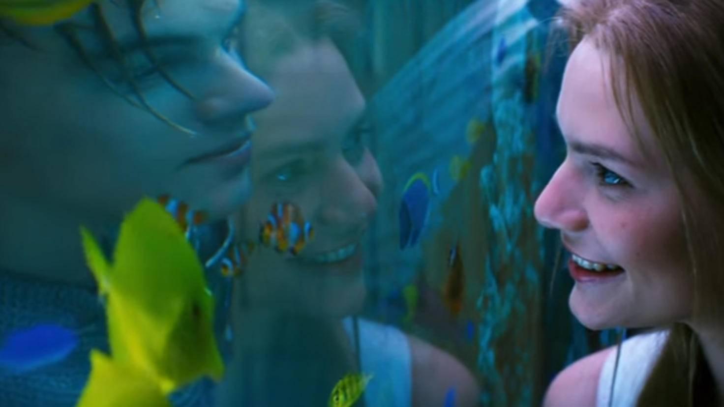 Vor der Kamera sprühten die Funken – tatsächlich aber herrschte zwischen Leonardo DiCaprio und Claire Danes emotionale Eiszeit!