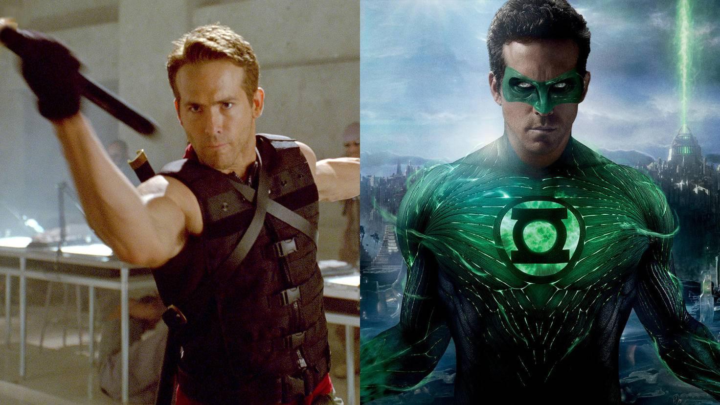 Sprüche klopfen und grüne Laternen schwenken – Ryan Reynolds kann beides.