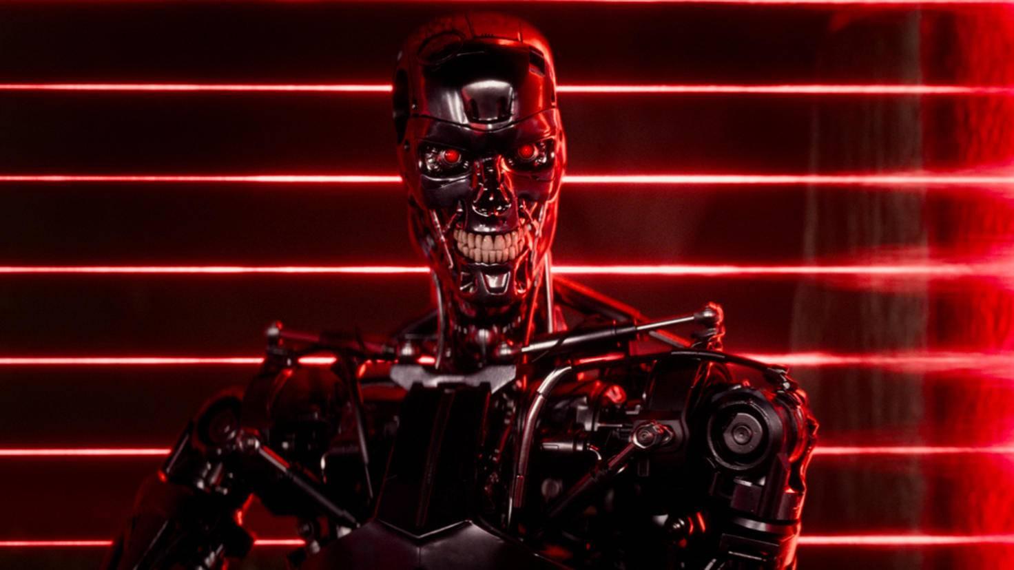 """In """"Terminator: Genisys"""" gab es ein Wiedersehen mit dem legendären T-800."""