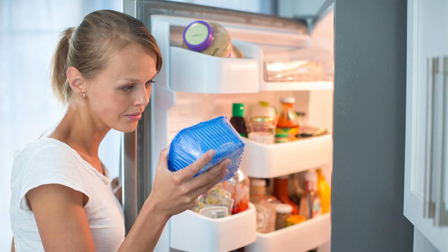 Lebensmittel, die in der 0-Grad-Zone aufbewahrt werden, bleiben länger frisch.
