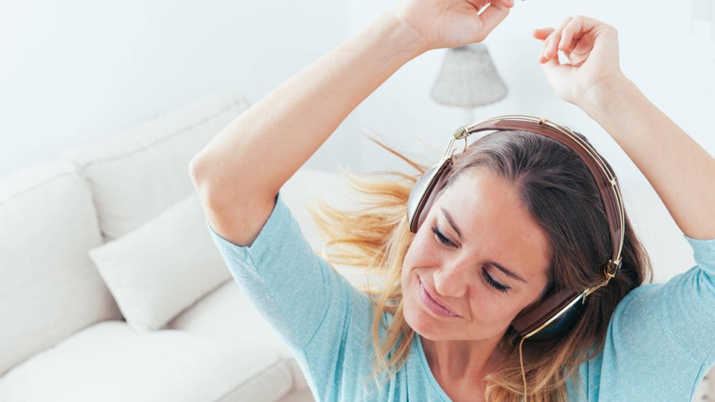 Köpfhörer auf, Musik an: Schon bist Du Startklar für eine kleine Tanzstunde.