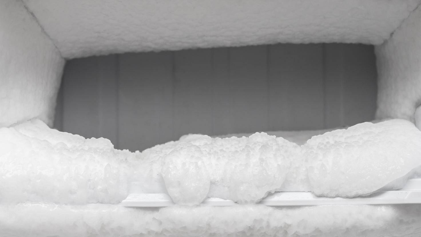 Vereiste Gefrierschränke sollen mit Low-Frost und No-Frost der Geschichte angehören.