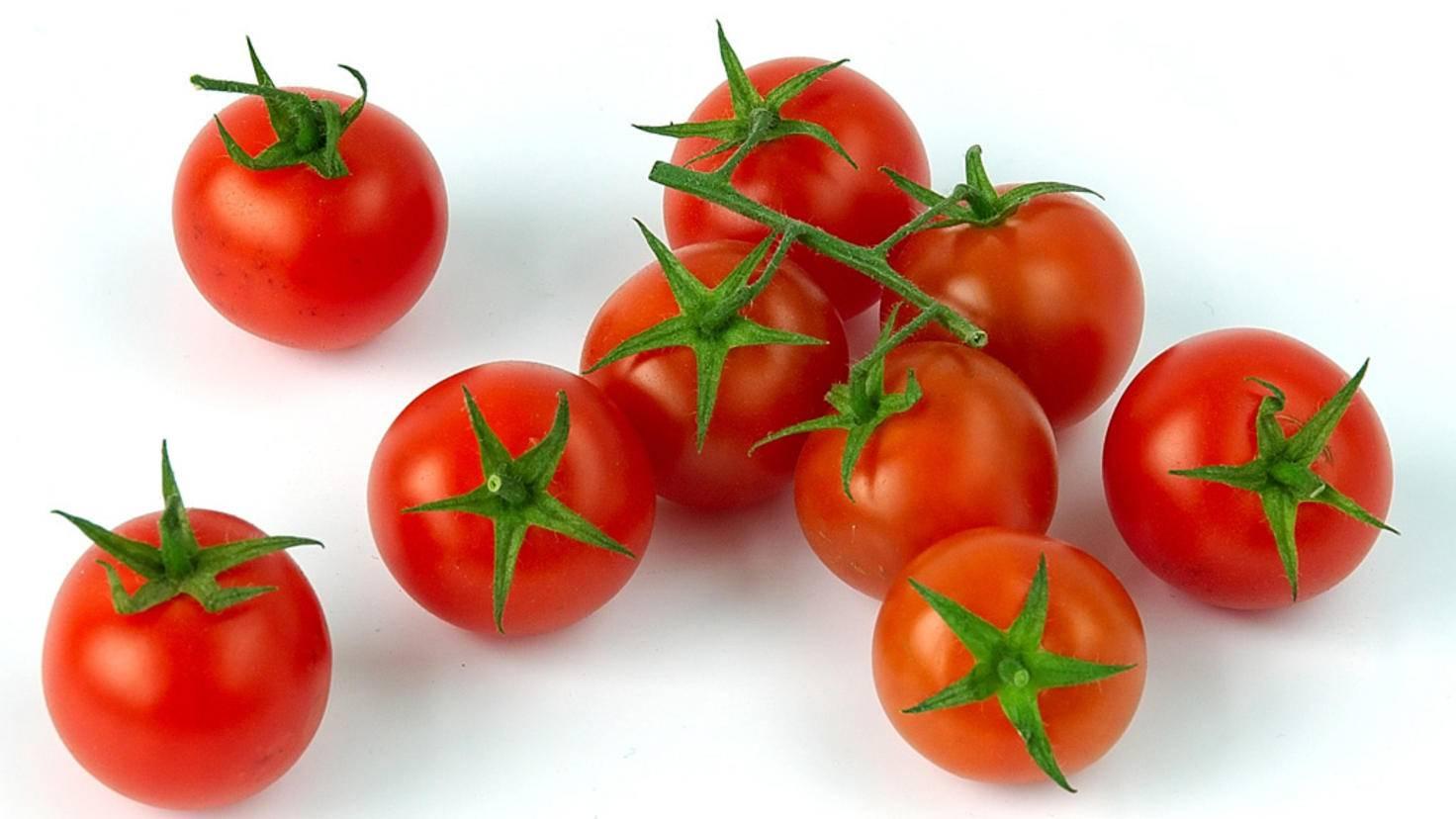 Tomaten vertragen die Kühlschrankkälte schlecht und schaden anderem Gemüse.
