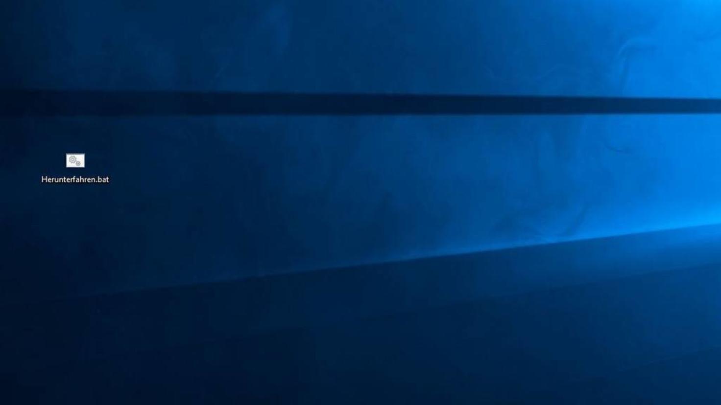 Windows Herunterfahren Batchdatei 02.JPG