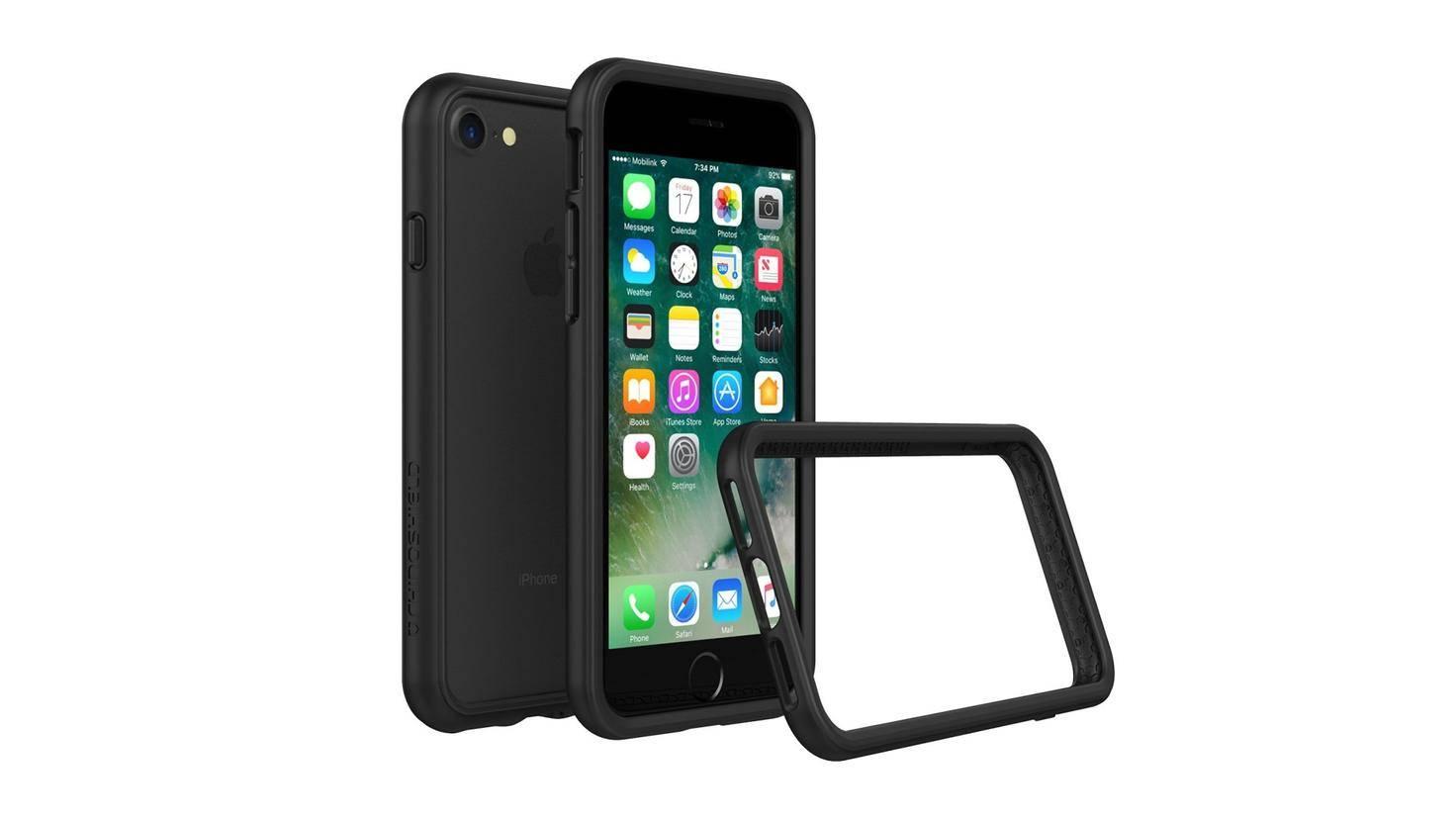 iPhone 7 Hülle RhinoShield Bumper