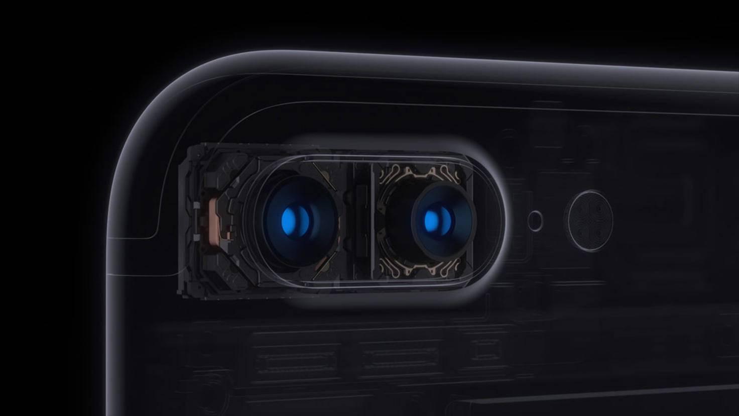 iPhone 7 Plus Dual-Kamera