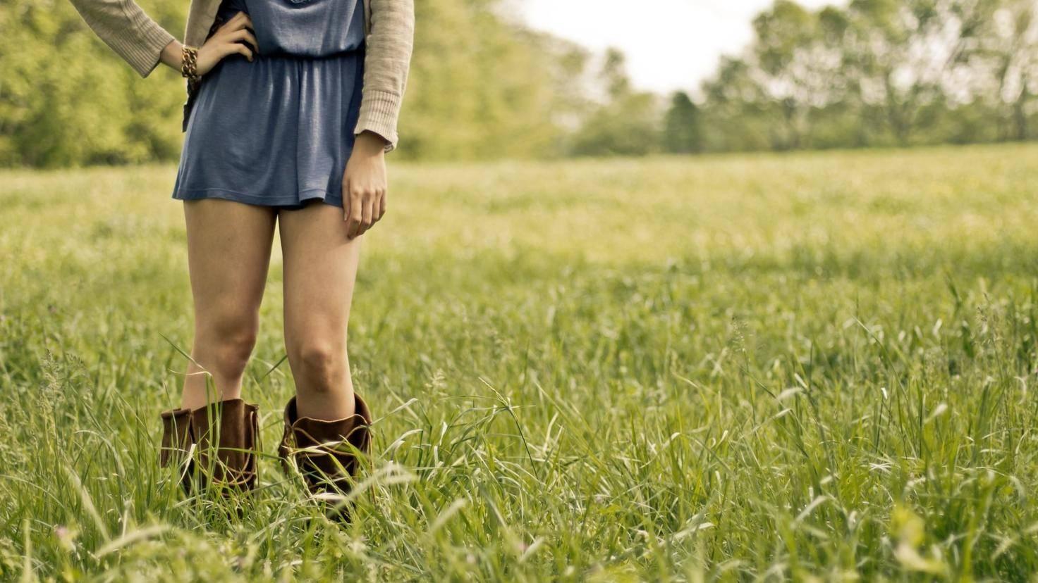Körperfettwaagen messen oft nur die Fettwerte in den Beinen.