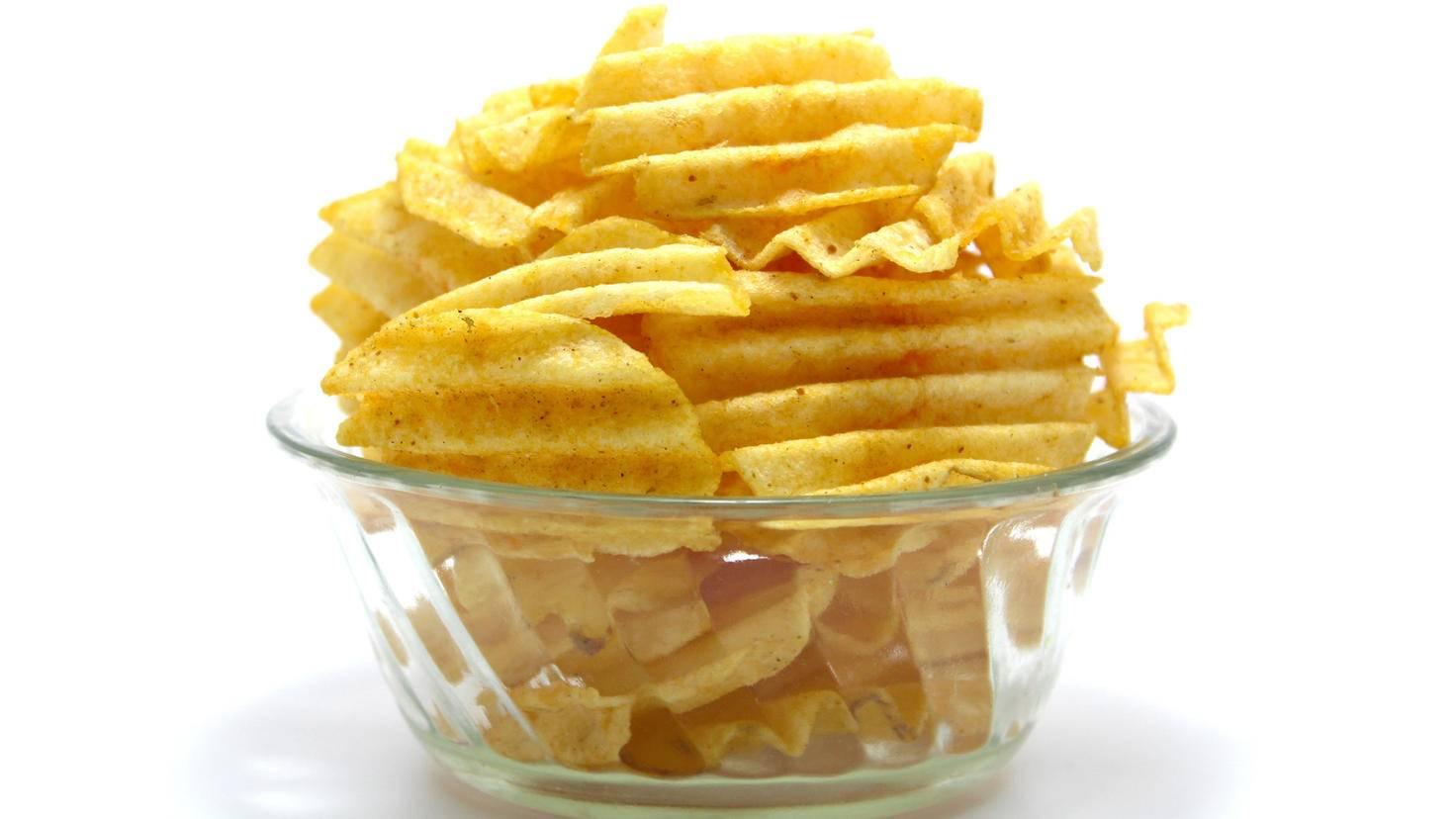 So werden Chips wieder knusprig.