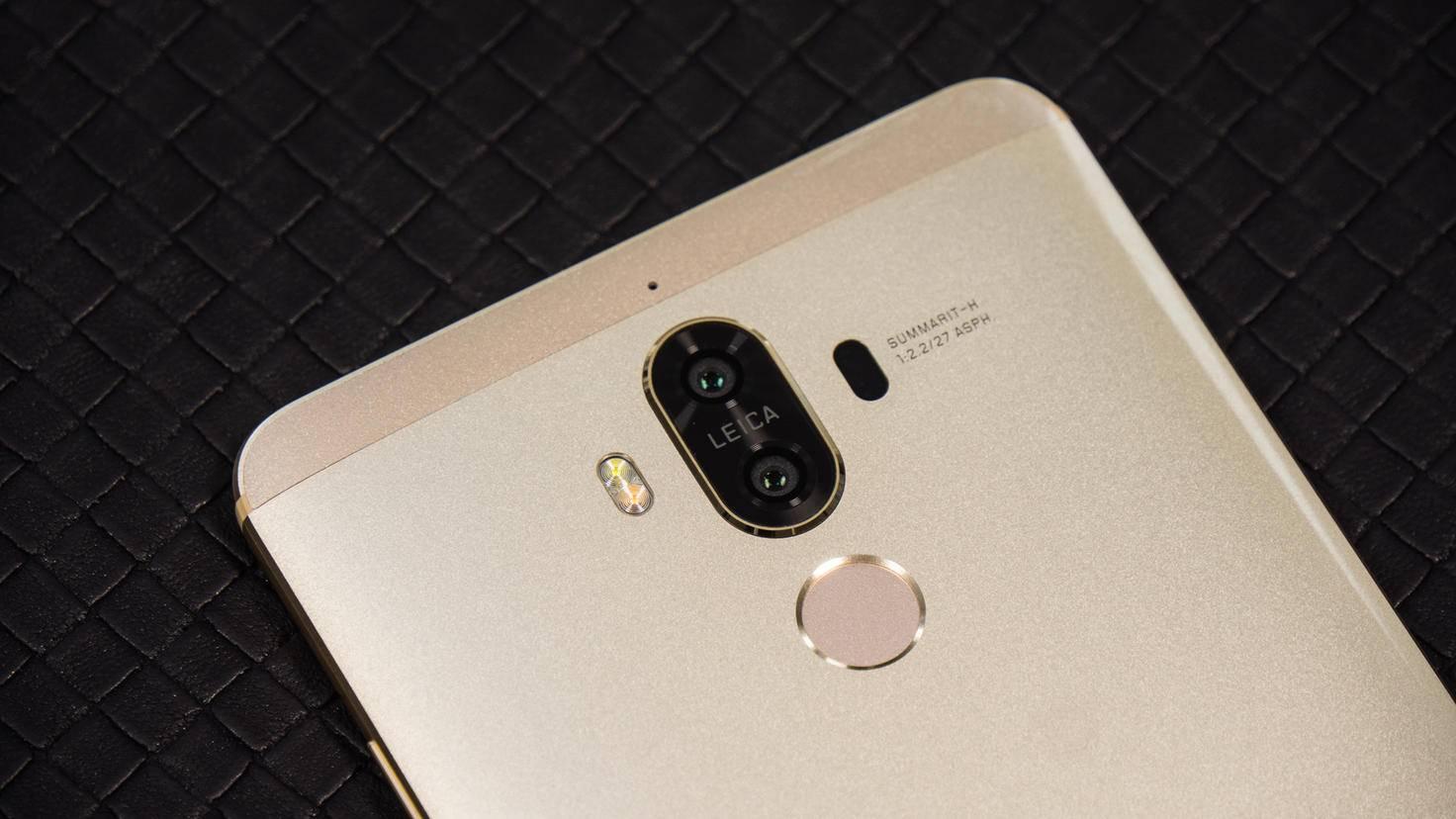 Fixe Kamera, starke Performance & ein Monster-Akku: Das Huawei Mate 9...