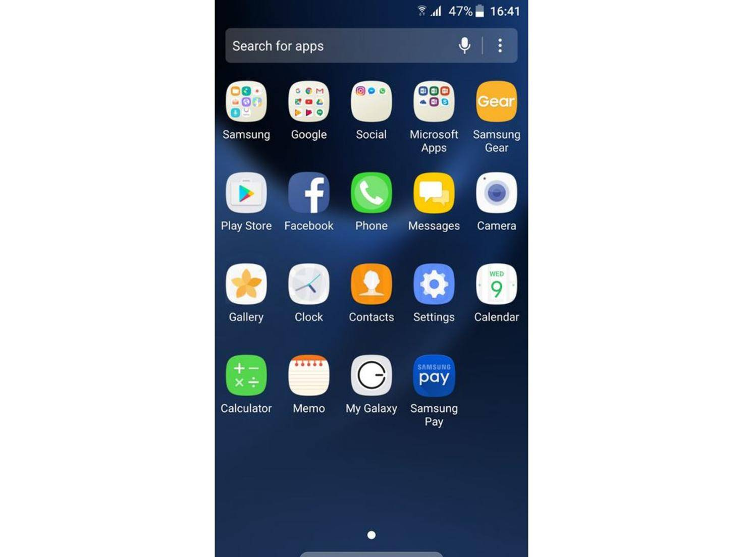 Android 7 Galaxy S7 04