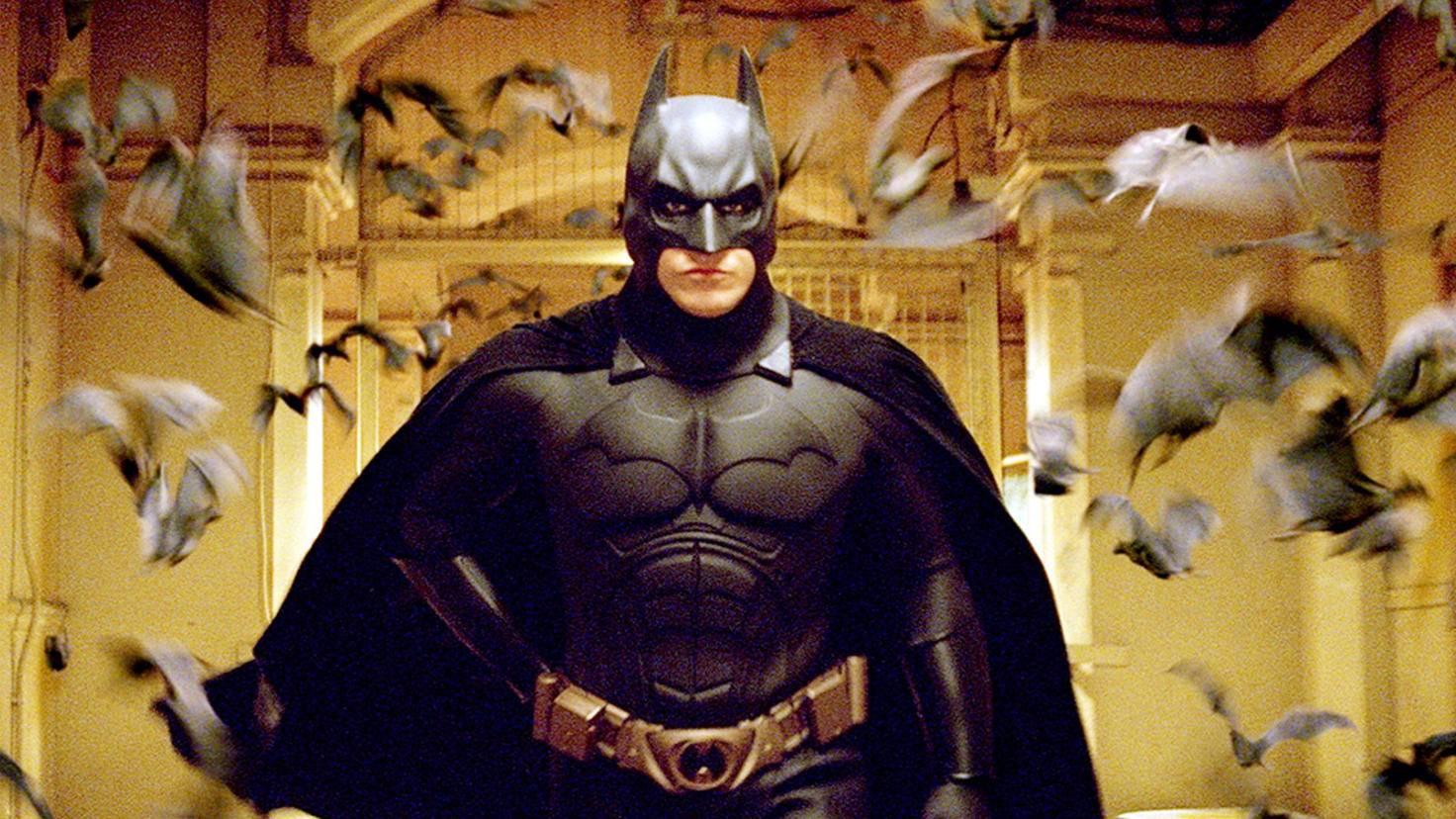 """Christian Bale verlieh Batman eine ganz eigene, sehr düstere Note und etablierte den """"Dark Knight""""."""