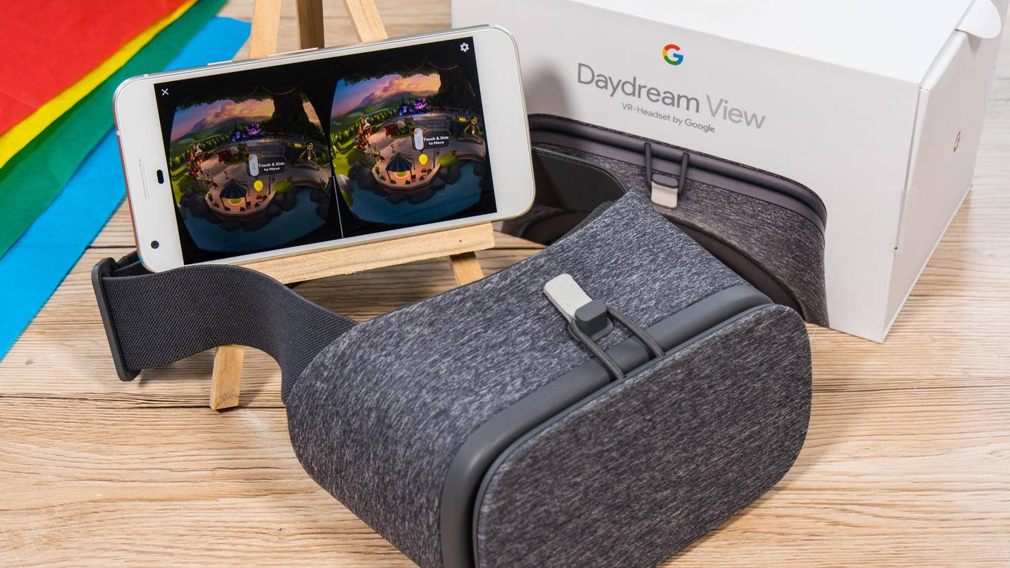 Daydream View 19