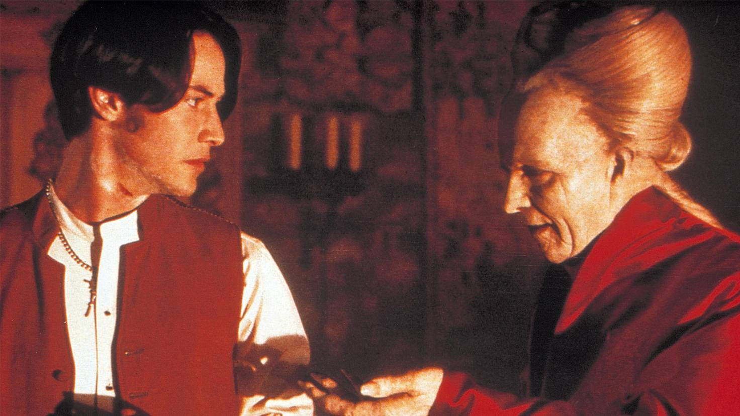 "Im Klassiker ""Bram Stoker's Dracula"" verkörperte Gary Oldman (r.) den Fürsten der Finsternis."