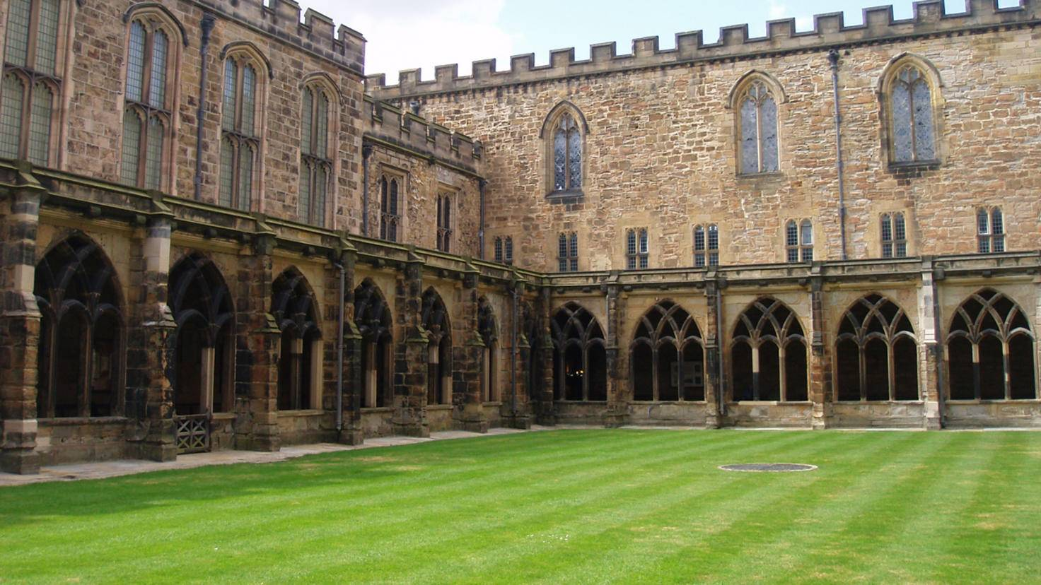 Ein Stück Hogwarts: die Kathedrale von Durham.