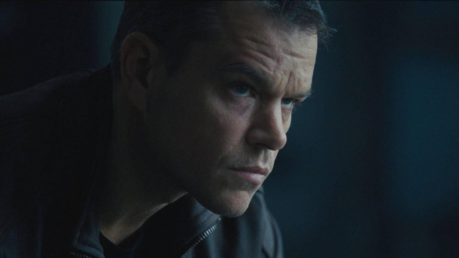 Jason Bourne ist kein Freund vieler Worte.