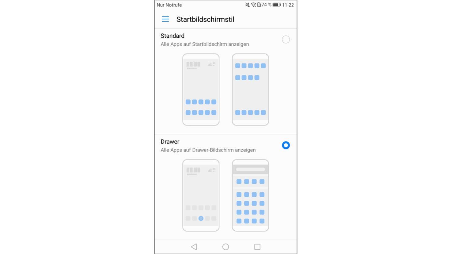 Huawei Mate 9 Screenshot 22