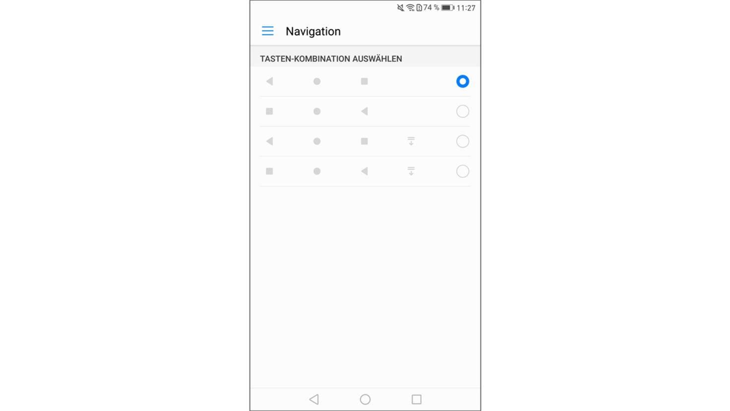 Huawei Mate 9 Screenshot 8