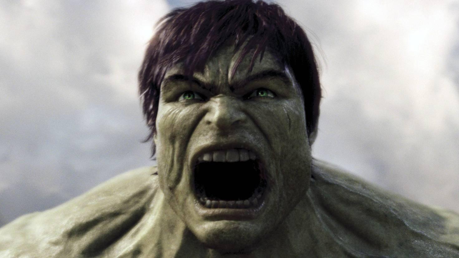 Edward Norton fiel als Hulk bei den meisten Zuschauern durch.