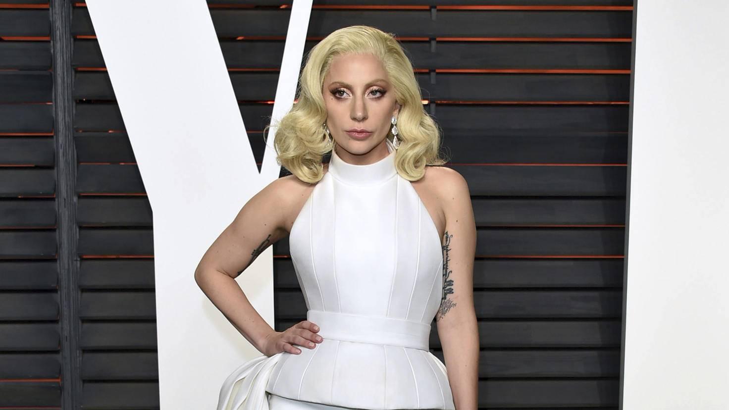 Pop-Ikone Ladý Gaga braucht backstage unbedingt ihre Smoothies.