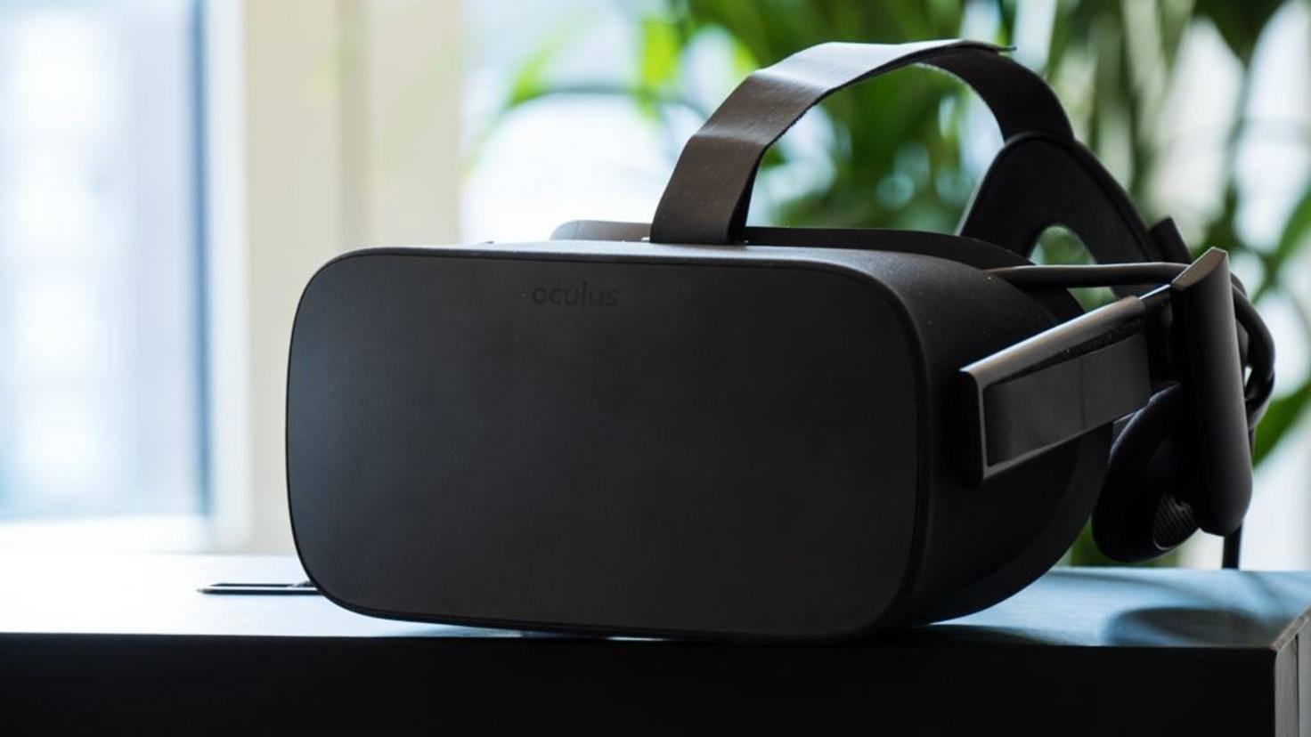 Oculus Rift 16zu9