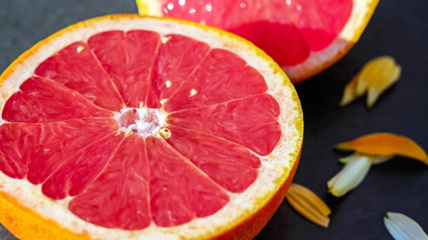 Der Insulinspiegel profitiert von Grapefruit.