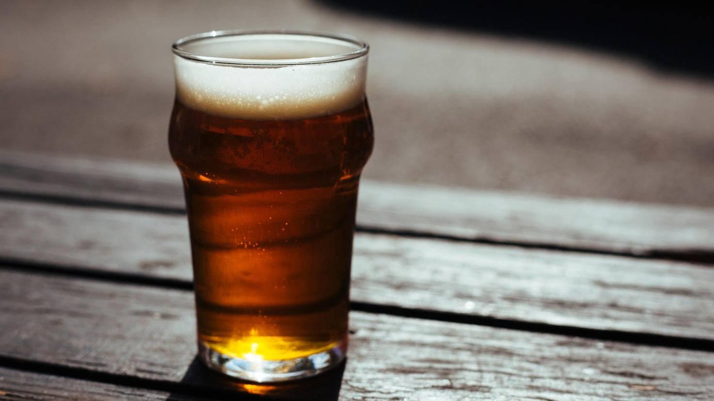 Selbst Bier ist vor tierischen Inhaltsstoffen nicht gefeit.
