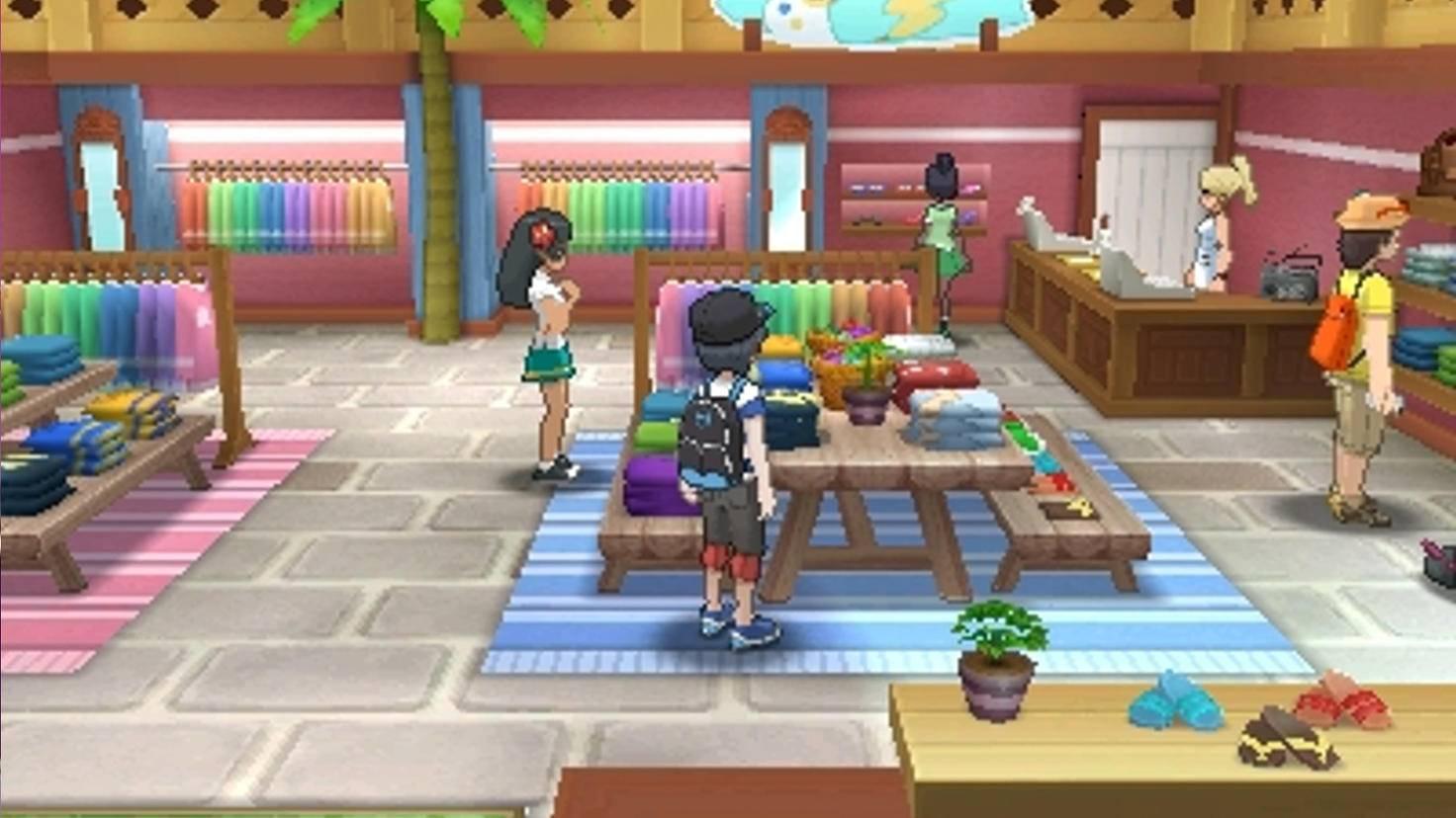 """Mit anderen Spielern aus aller Welt gemeinsam das """"Pokémon""""-Universum durchstreifen? Ein Traum!"""