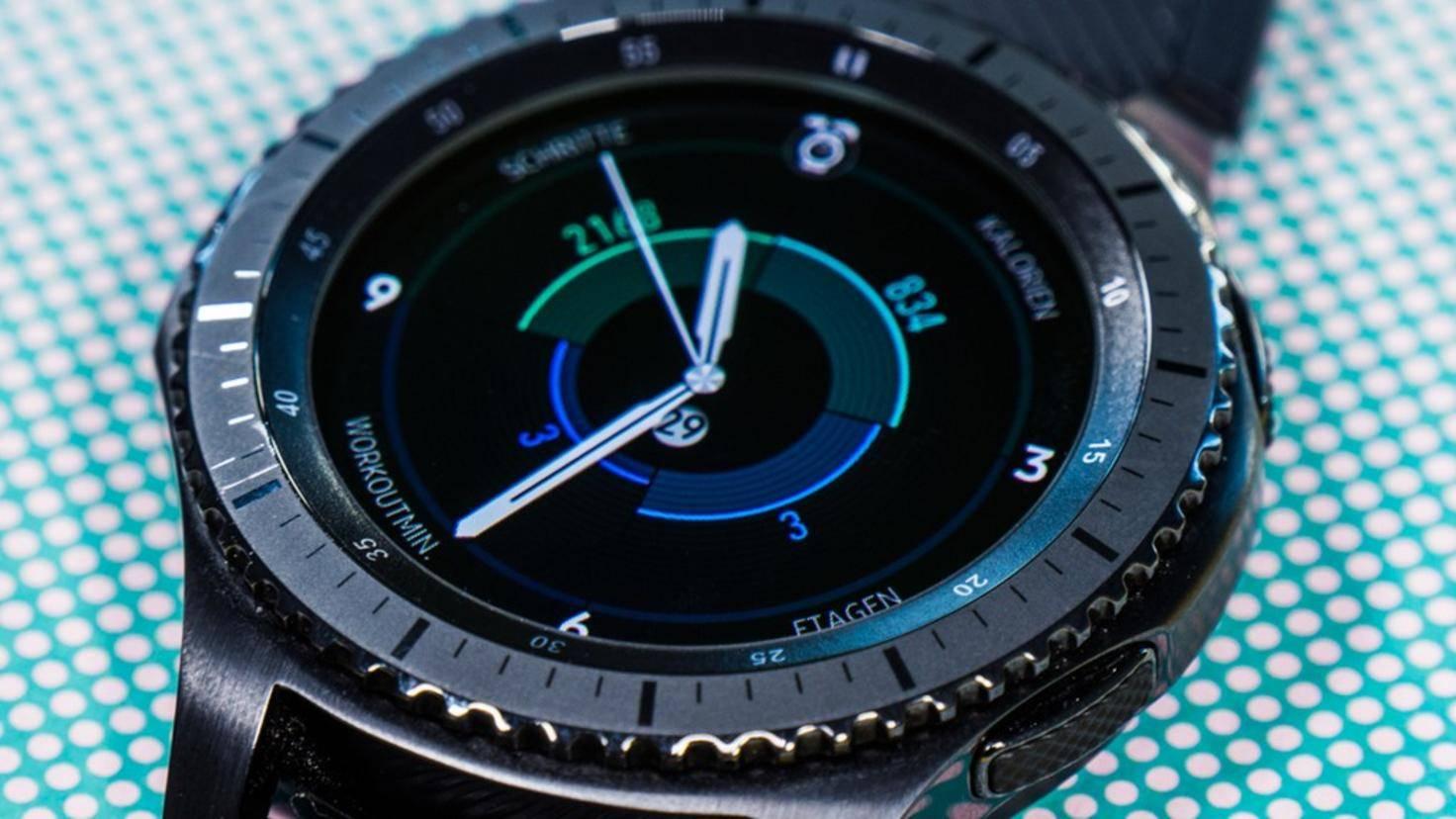 Samsung Gear S3 x2