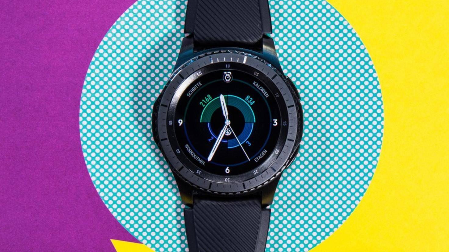 Samsung Gear S3 x3