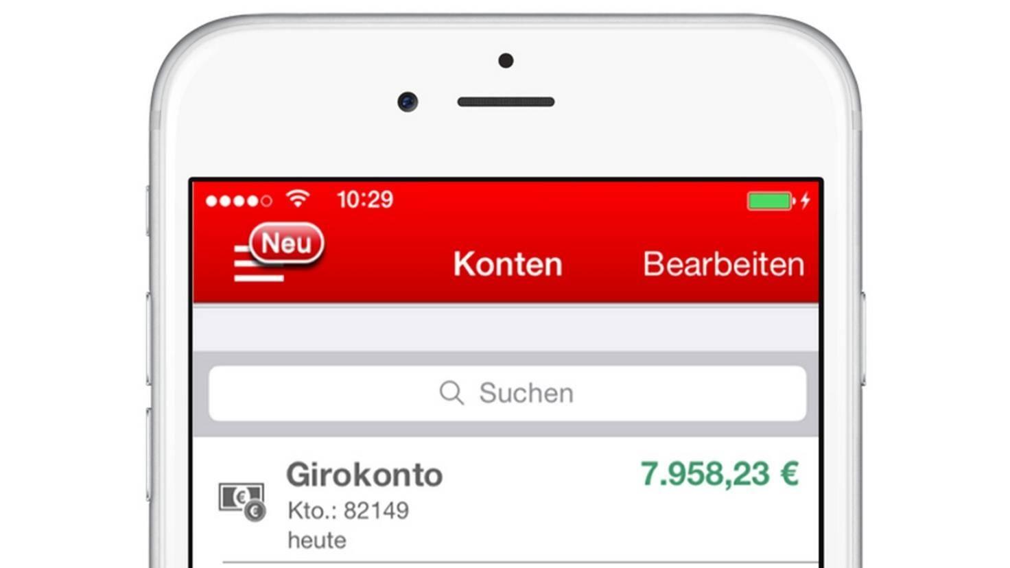 Sparkasse App