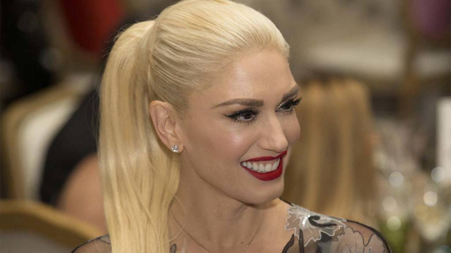 Gwen Stefani hat mit ihrem eigenen Modelabel gut Lachen.