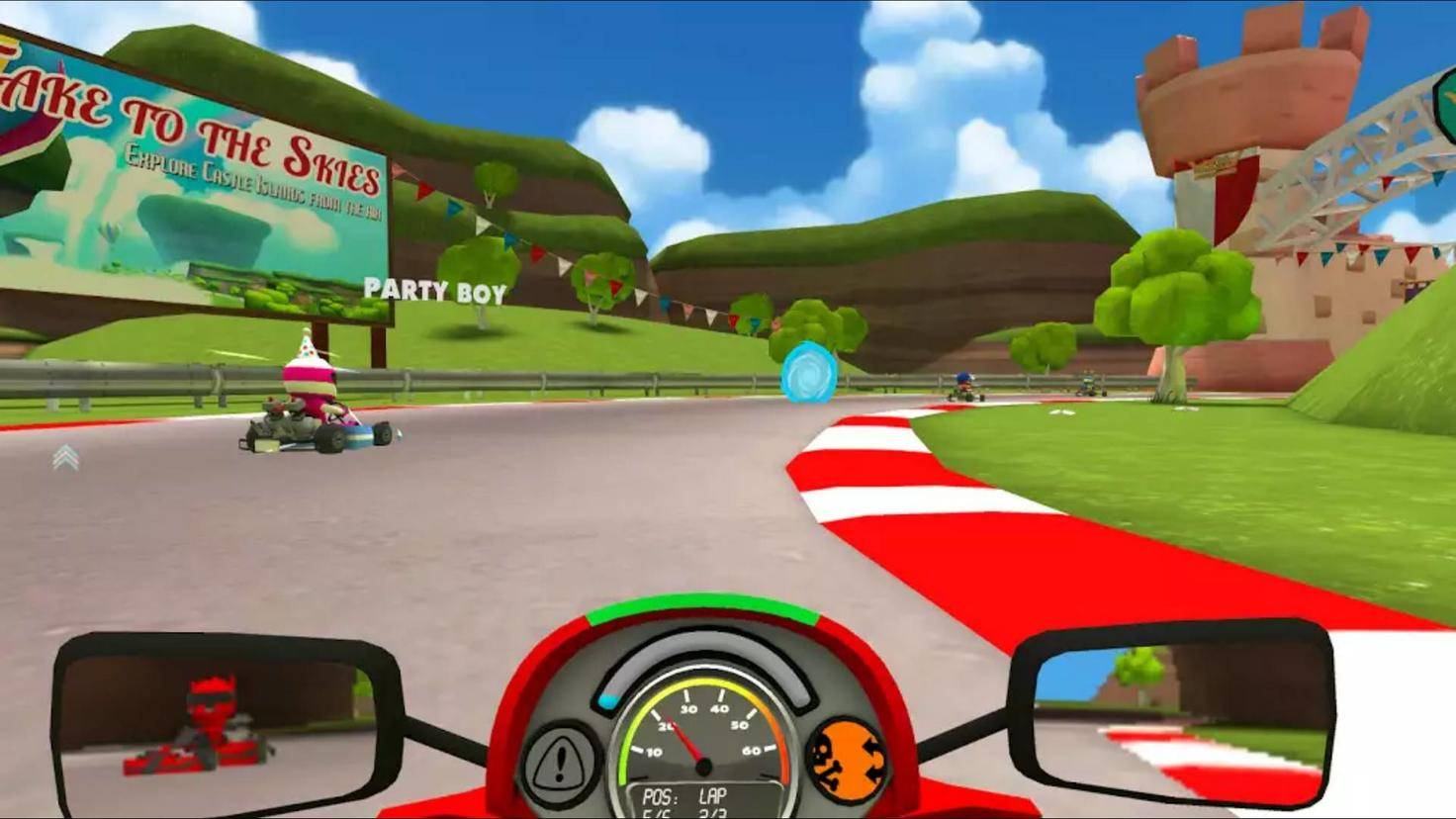 VR Karts Sprint