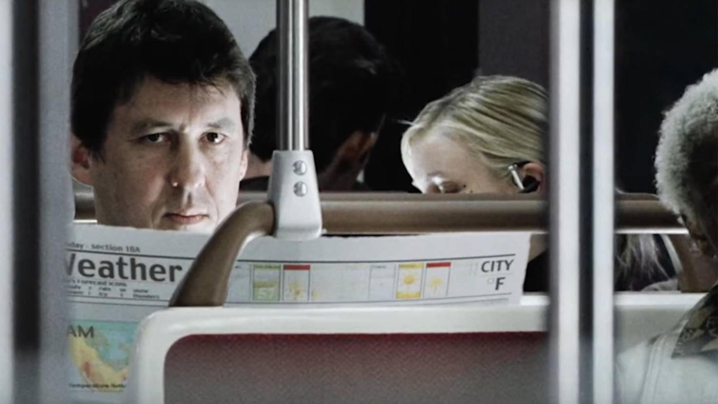 "Cameron und Cameron in ""Minority Report"""