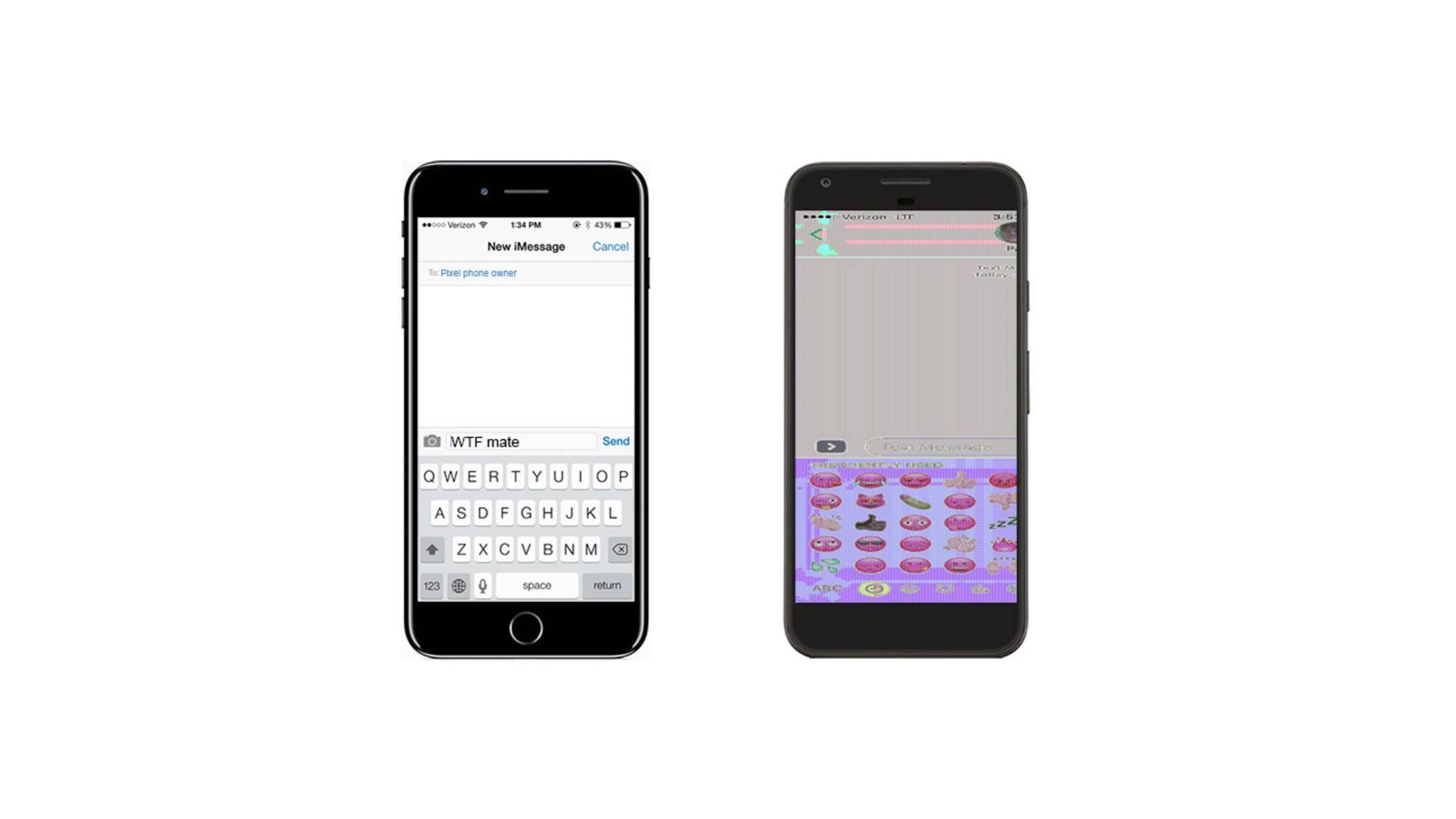 iPhone 7 Pixel