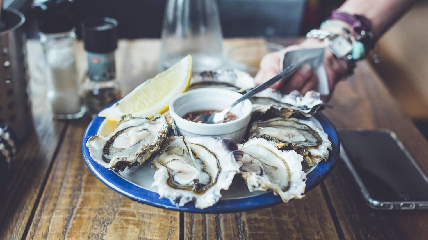 Austern sind nicht nur aphrodisierend.