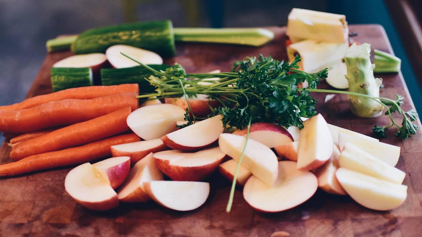 Essen kann bei der Regeneration der Muskeln helfen.