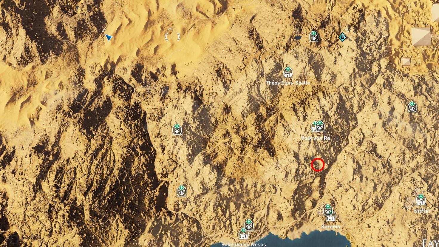 Assassin's Creed: Origins - Steinkreis des Apis