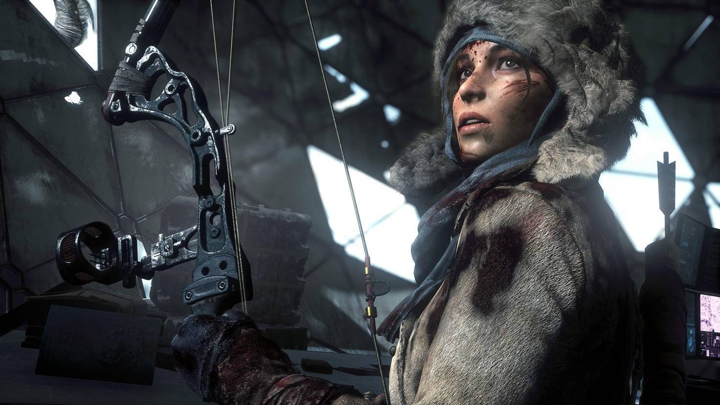 """Rise of the Tomb Raider"" war ein zeitexklusiver Titel für die Xbox."