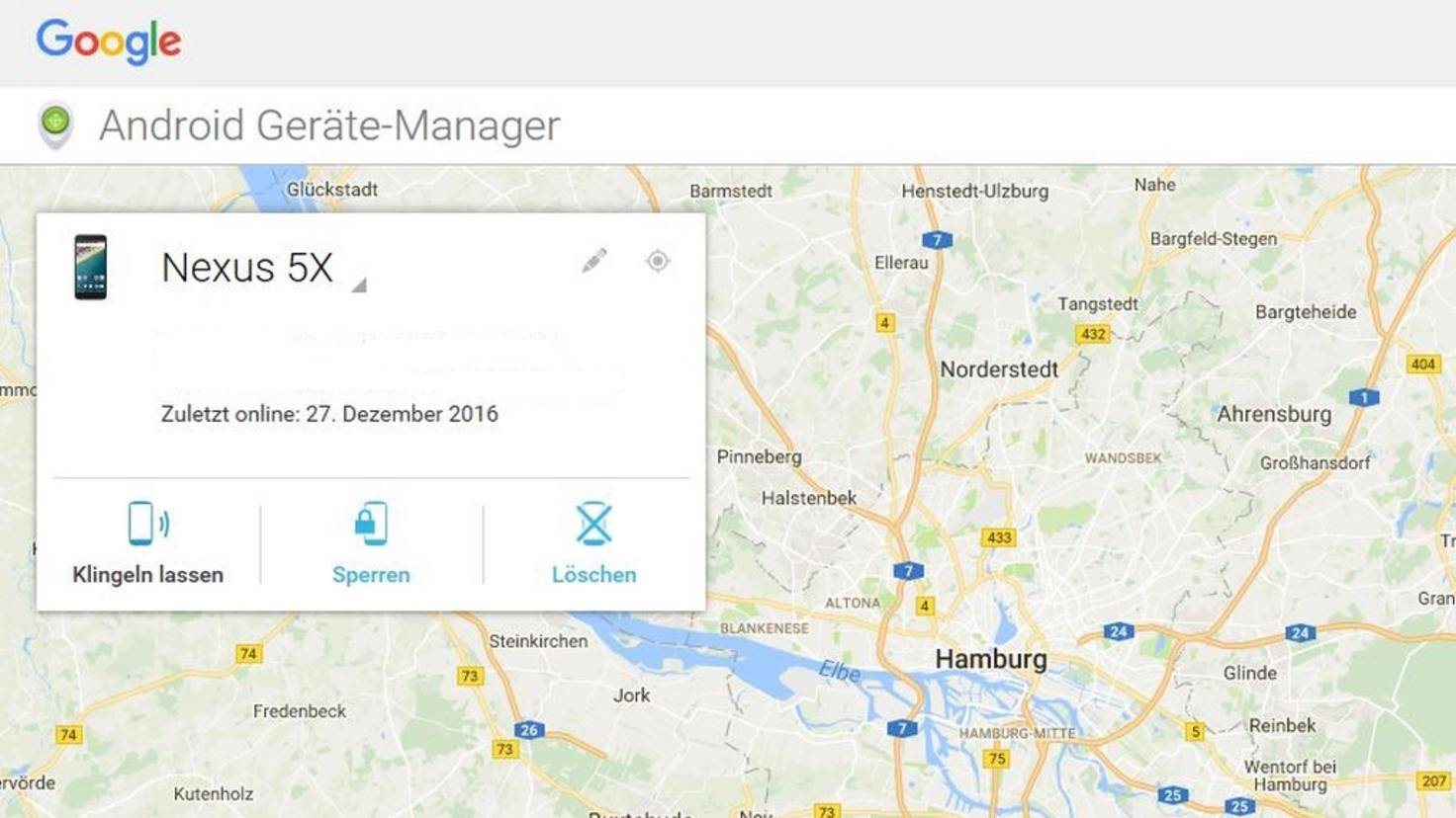 Android Geräte Manager 02