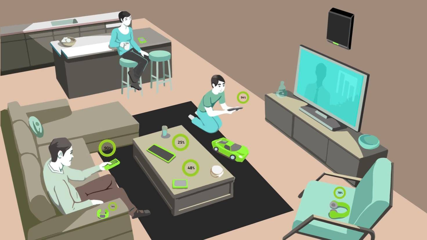 Apple Wireless Charging Energous