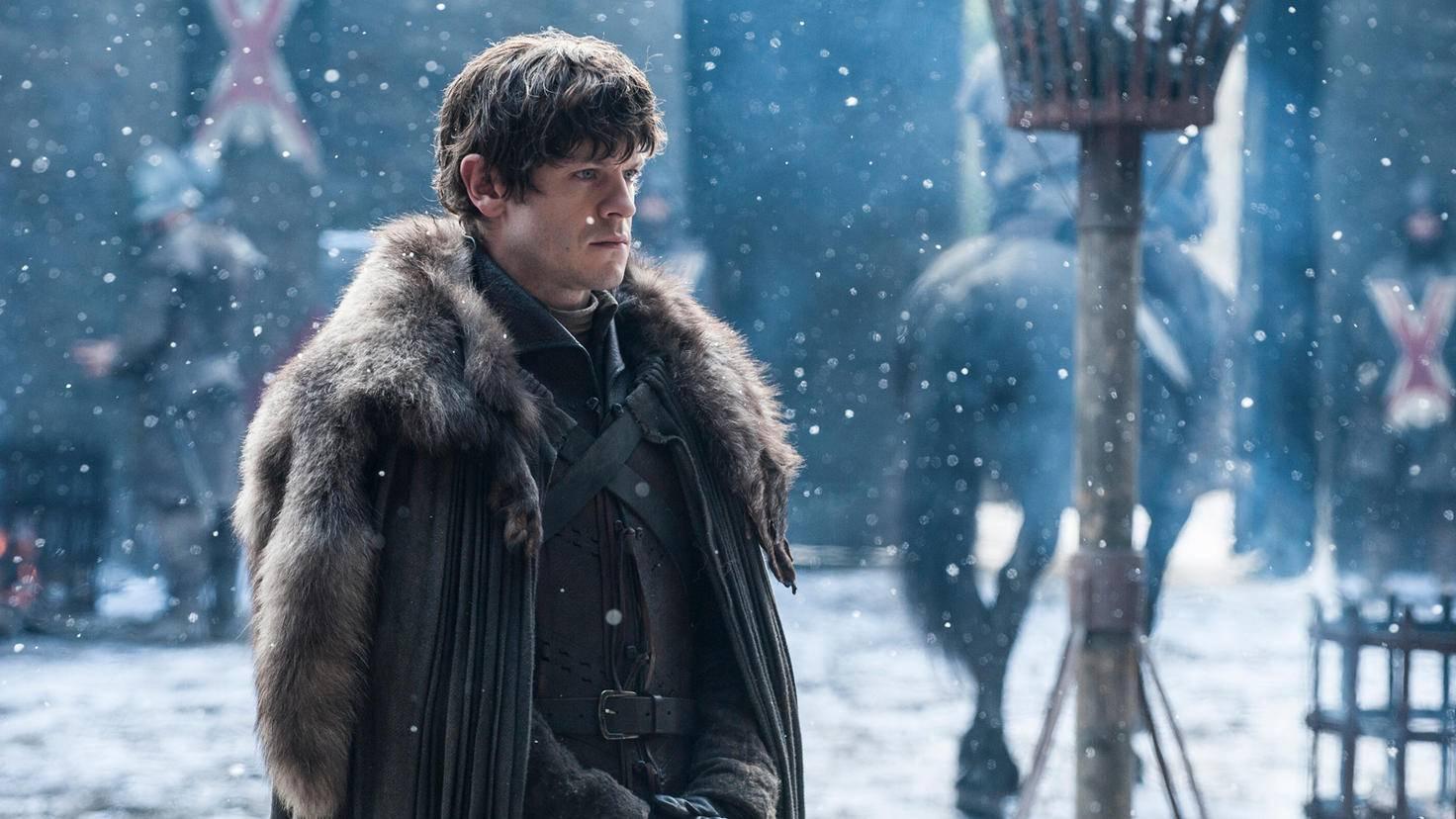 Iwan Rheon als Jon Snow? Irgendwie schwer vorzustellen.