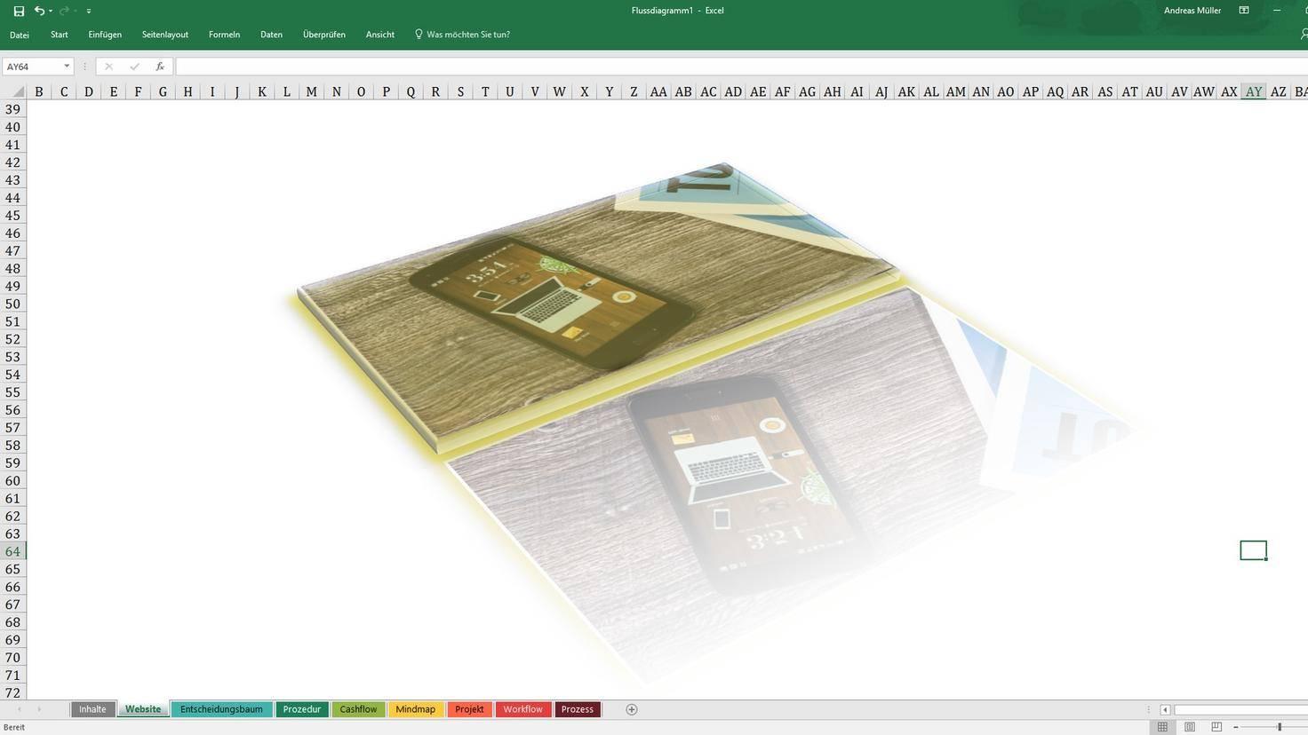 Microsoft Office Effekte Excel