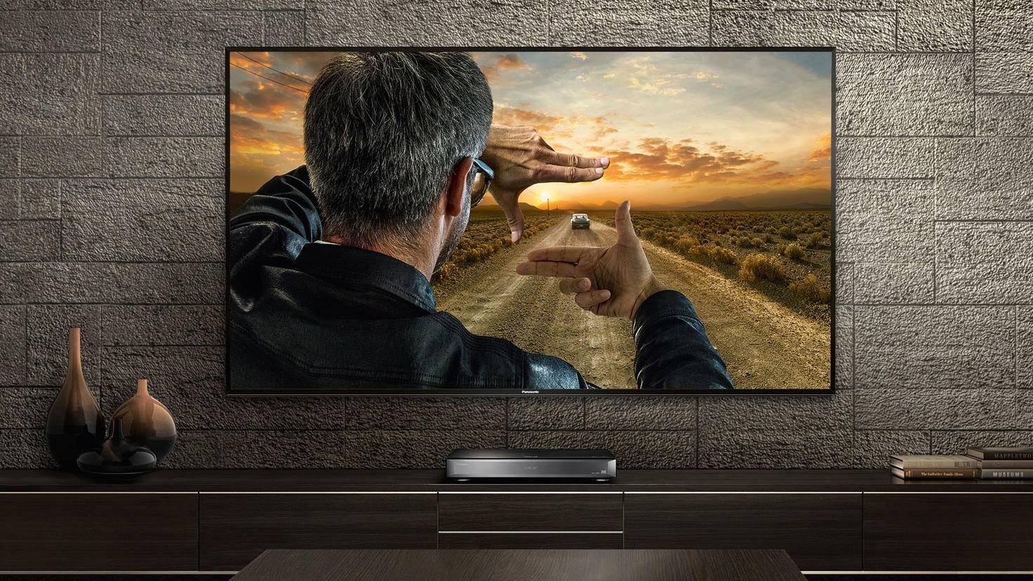Panasonic-TV