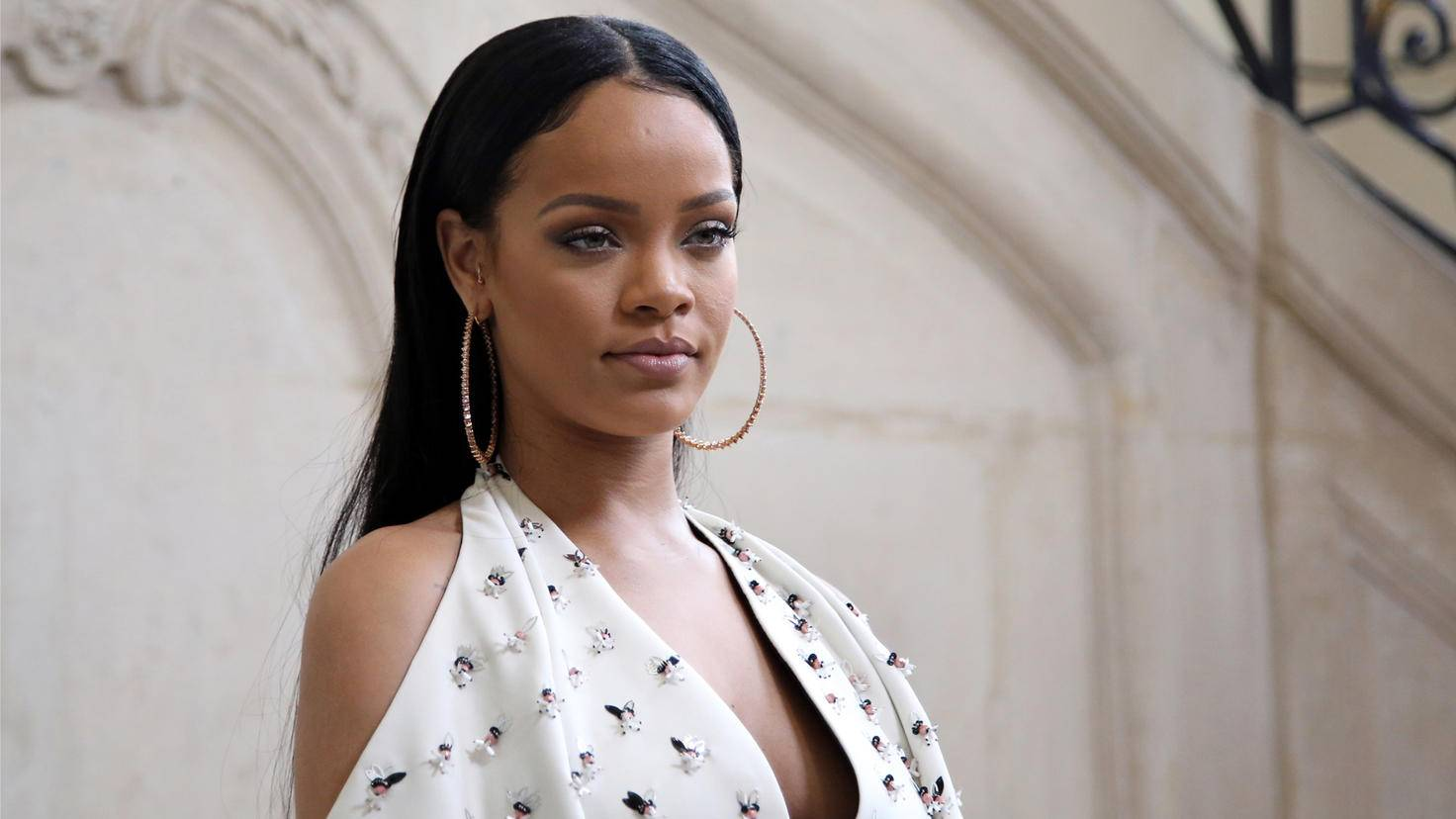 Rihanna sitzt von Haus aus nur ungern auf Leder.
