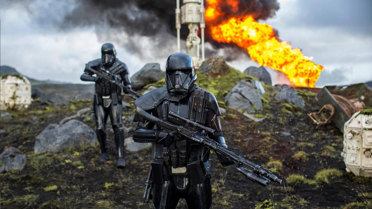Rogue One Star Wars Trooper